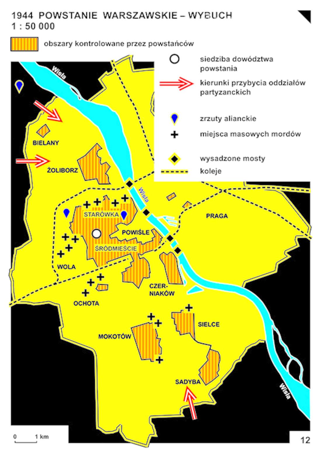 12 13 Powstanie Warszawskie 1944